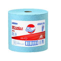 S/o 1/870 Wypall X70;Jumbo Roll Blue Wiper