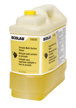 2.5gl Peroxide Multi;Surface Cleaner