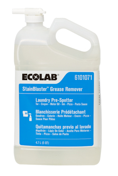 S/o 1/5qt Stain Blaster Grease Remover