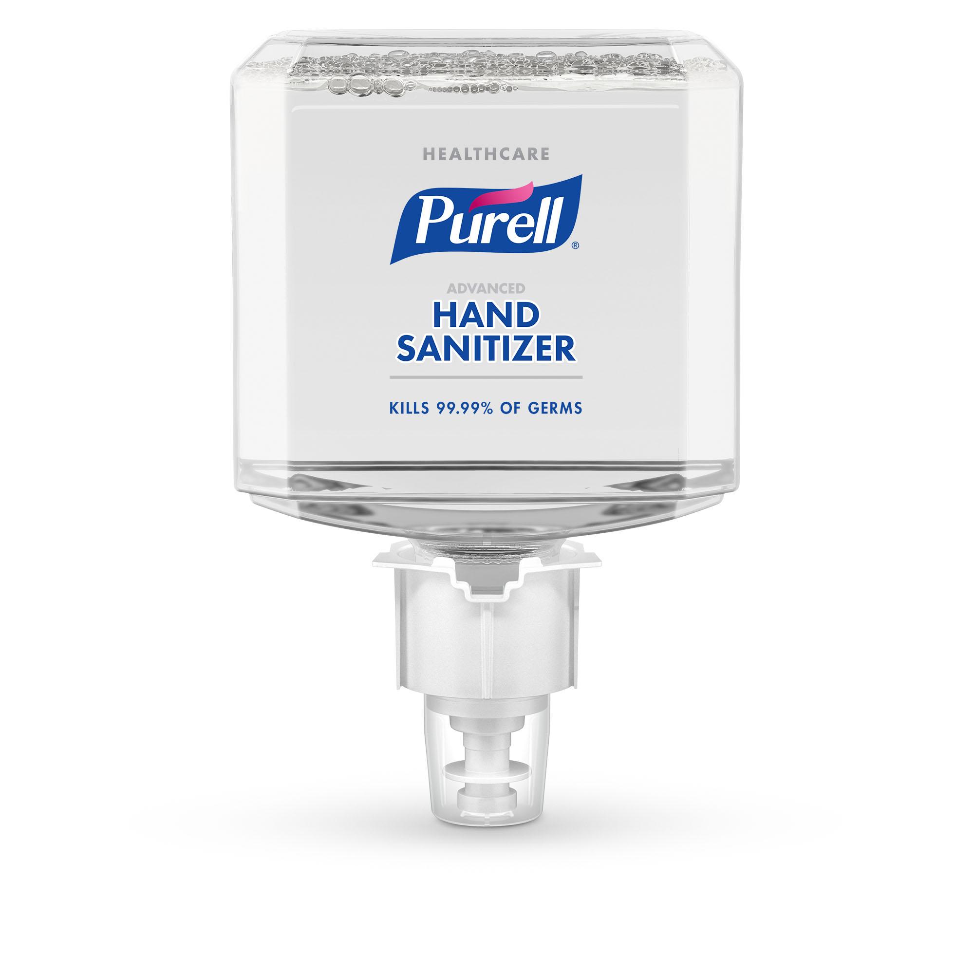 2/1200ml HC Adv Hand;Sanitizer Foam