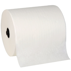 "Georgia Pacific Enmotion White 8"" 1-Ply Roll Towel, 6/700"