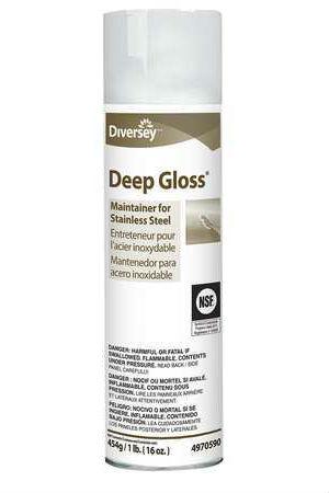 Diversey Deep Gloss[TM] - 17 oz.. 12/cs