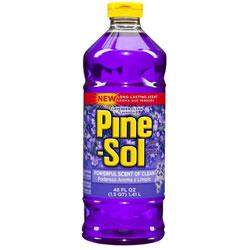 Clorox[R] Pine-Sol[R] Lavender All Purpose Cleaner - 48 oz.. 8/cs