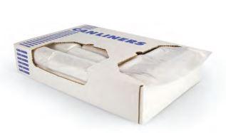 20/25 30x37 Nat 8mic Hd;Liner Plain Box No Label