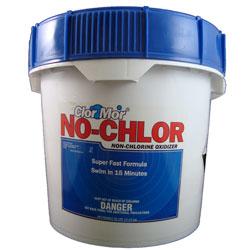 Chlorine Free Shock - 25#. ea