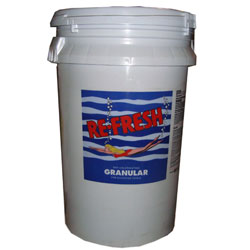 Refresh Chlorine Granular 8x2 - 100 lb.. ea