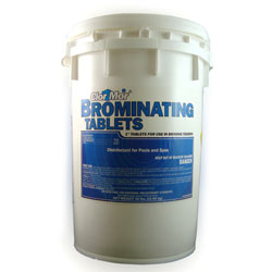 "Chlor Mor[R] 1"" Brominating Tablets - 50 lb.. ea"