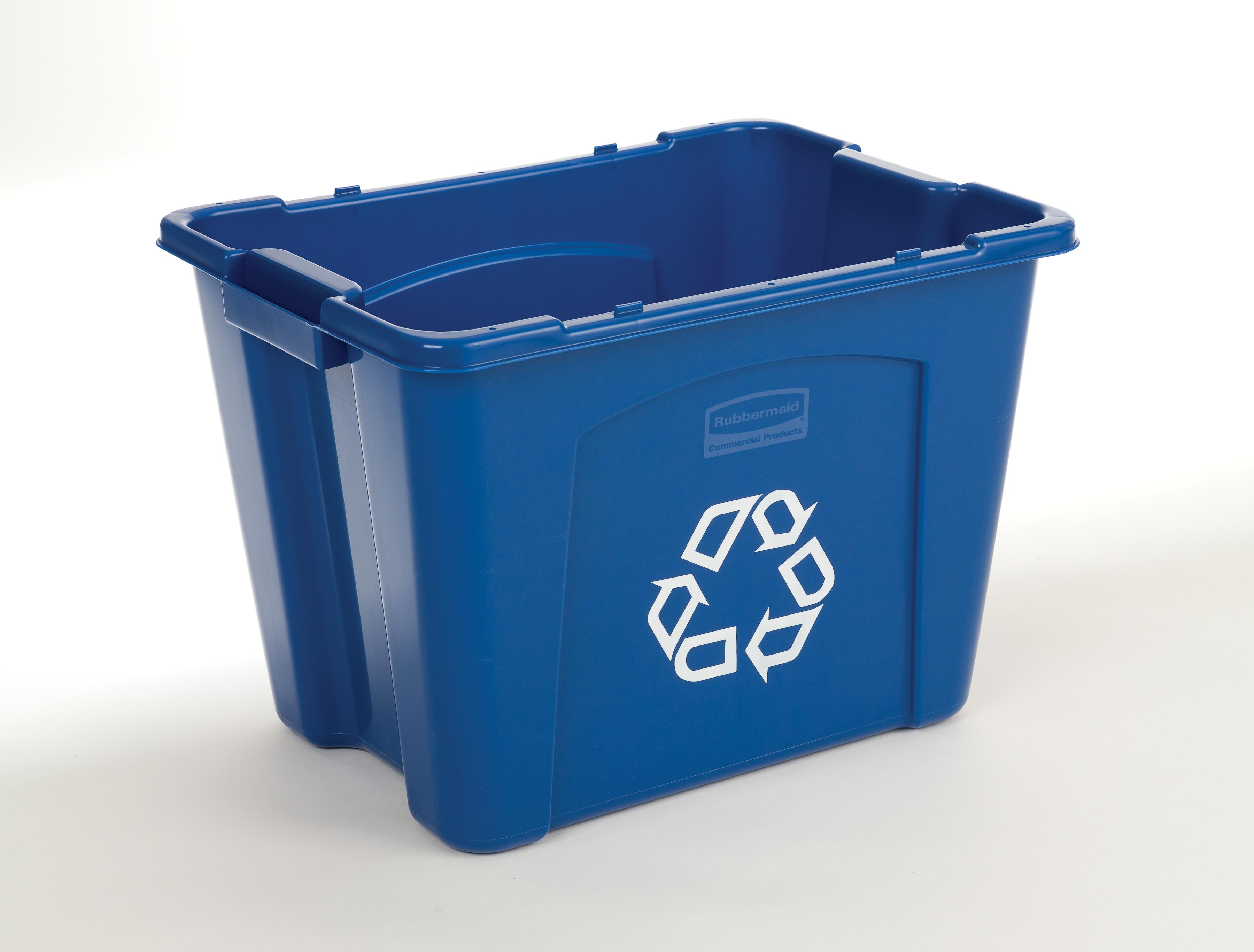 S/o 14G Blue;Recycling Box