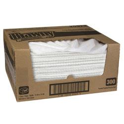 "GP Brawny Industrial[TM] Premium Cloth - 15"" x 13"". 1/300/cs"