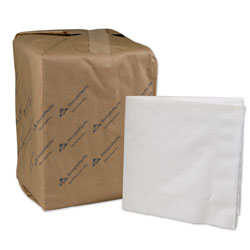 Georgia-Pacific Acclaim[R] 1/4 Fold Dinner Napkin - White. 8/500/cs