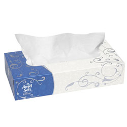 GP Angel Soft ps Ultra[TM] Premium Facial Tissue - 125 ct.. 30/cs