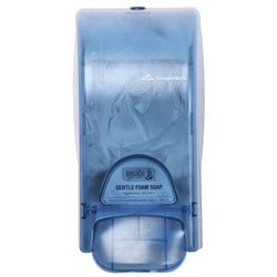 GP Pacific Garden[R] Mechanical Soap Dispenser - Splash Blue. 12/cs