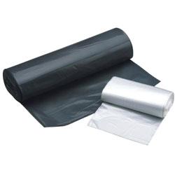 Fortune Plastics HYBRID Xact Fit[TM] Liner - 21x25, Natural. 20/50/cs