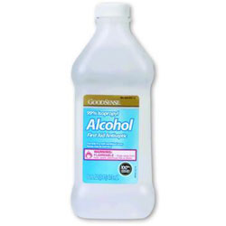 Rubbing Alcohol - 16 oz.. 12/cs