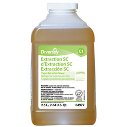 Diversey Extraction Cleaner SC - 2.5 L, J-Fill[R]. 2/cs