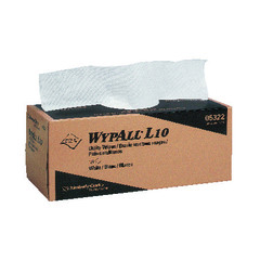 18/125 Wypall L10 White utility Popup Wiper