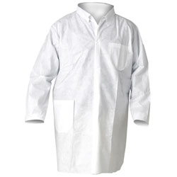 Kimberly Clark[R] KleenGuard[R] Select Labcoat - XL. ea