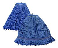 12/20oz. Blue Blend Mop, Head Screw Type CE TB