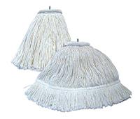 12oz. White Rayon Cut-End Mop - ORDER 12