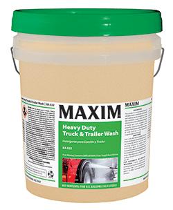 Maxim[R] Heavy Duty Truck & Trailer Wash - 5 Gal.. ea