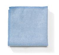 Rubbermaid[R] Light Commercial Microfiber Cloth-12x12, Blue. 288/cs