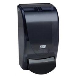 Deb ProLine[R] Curve 1 L Proprietary Dispenser -Trans. Black. ea