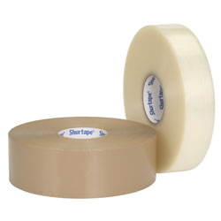 2X1000yd Clr 1.6 Carton;Tape 6/cs Hot Melt