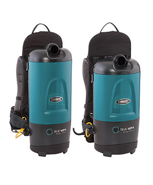 Tennant V-BP-6 Lightweight Backpack Vacuum. ea