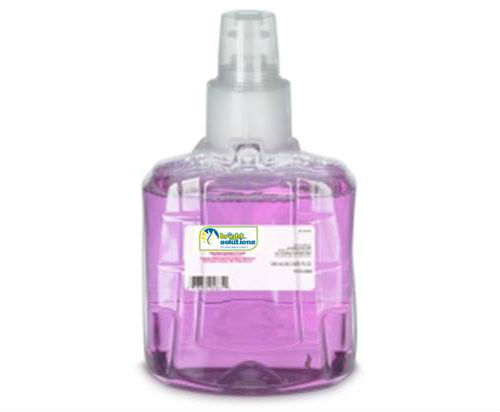Bright Solutions Antibacterial Plum Foam Handwash Refill for LTX-12™ Dispenser, 2/1200ml