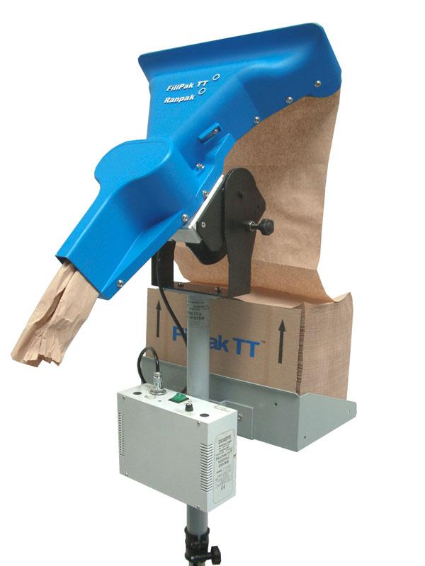Fillpak TT Kraft Package Machine