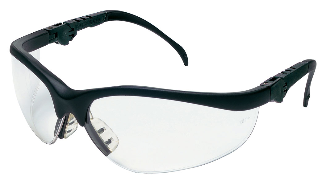 Crews[R] Klondike Plus[R] Safety Glasses - Clear Lens. 144/cs