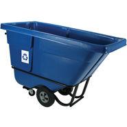 S/o 1/2 Cu Recycling;Tilt Truck Standard Blue