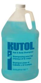 4/1g Hair & Body Shampoo;