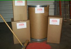100# Sweeping Compound;wax Base    6x2