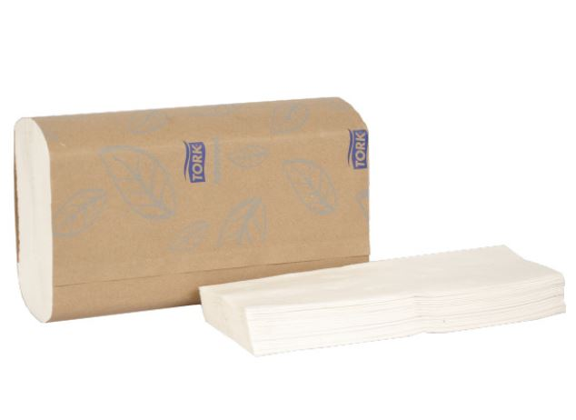 Tork Advanced Xpress® Multifold Hand Towel, 3-Panel