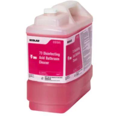 2/1.3L 73 Disinfecting Acid Bathroom Cleaner