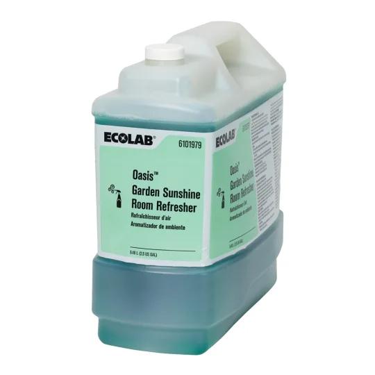 Ecolab® Oasis Garden Sunshine Room Refresher, 2.5 Gallon