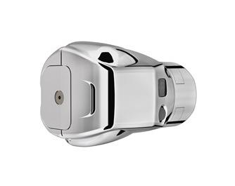 Auto Flush® Clamp Polished Chrome Toilet Flusher