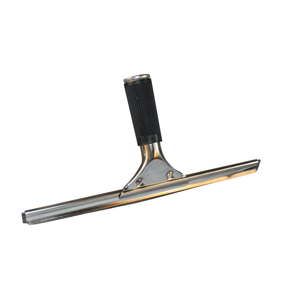 "Impact Stainless Steel 12"" Window Squeegee"