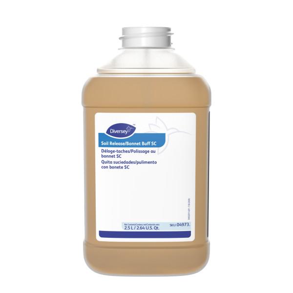 Diversey Soil Release/Bonnet Buff SC - 2.5 L, J-Fill[R]. 2/cs