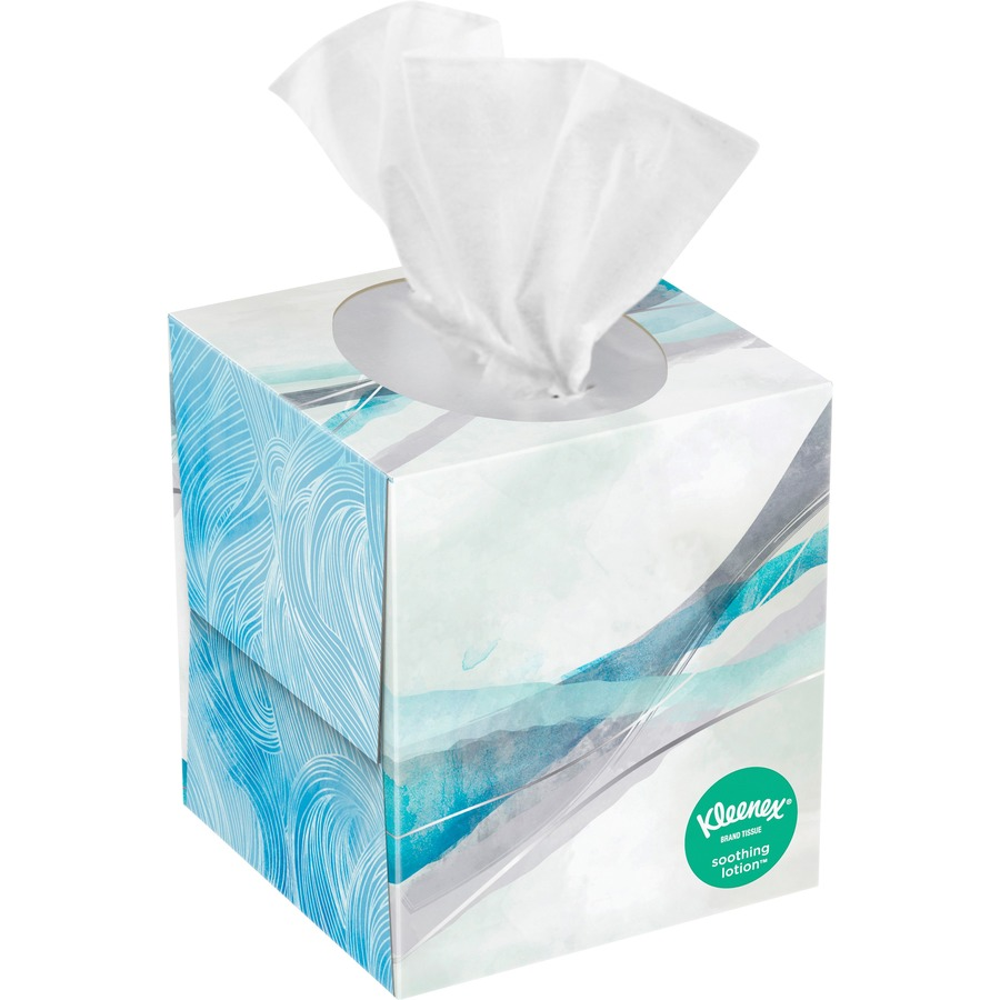 Kleenex Soothing Lotion Tissues