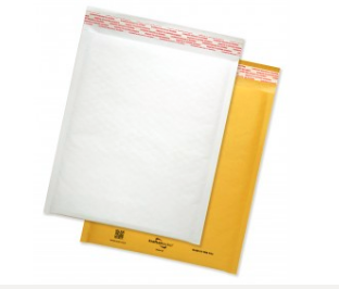 50/cs #6 12.5x19 Self;Seal Bubble Mailer Kraft