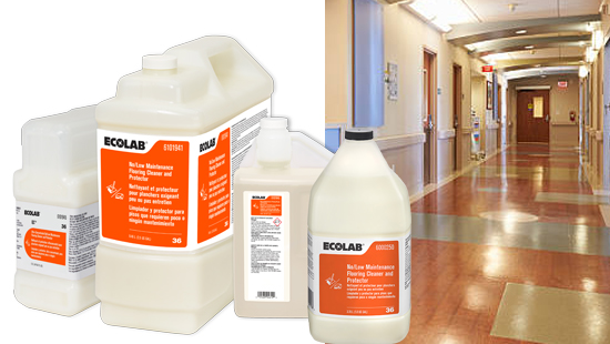 2.5g No/Low Maintenance Flooring Cleaner & Prot.
