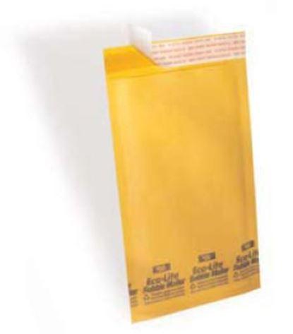 100 #1 7.25x12 Kraft;Bubble Mailers SS