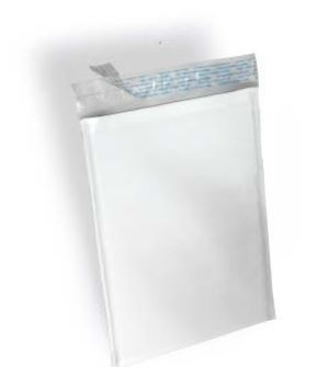 100 #2 8.5x12 Poly;Bubble Mailers SS
