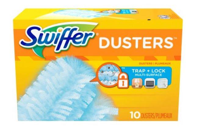 10/pk Swiffer Duster;Refill (4/master case)