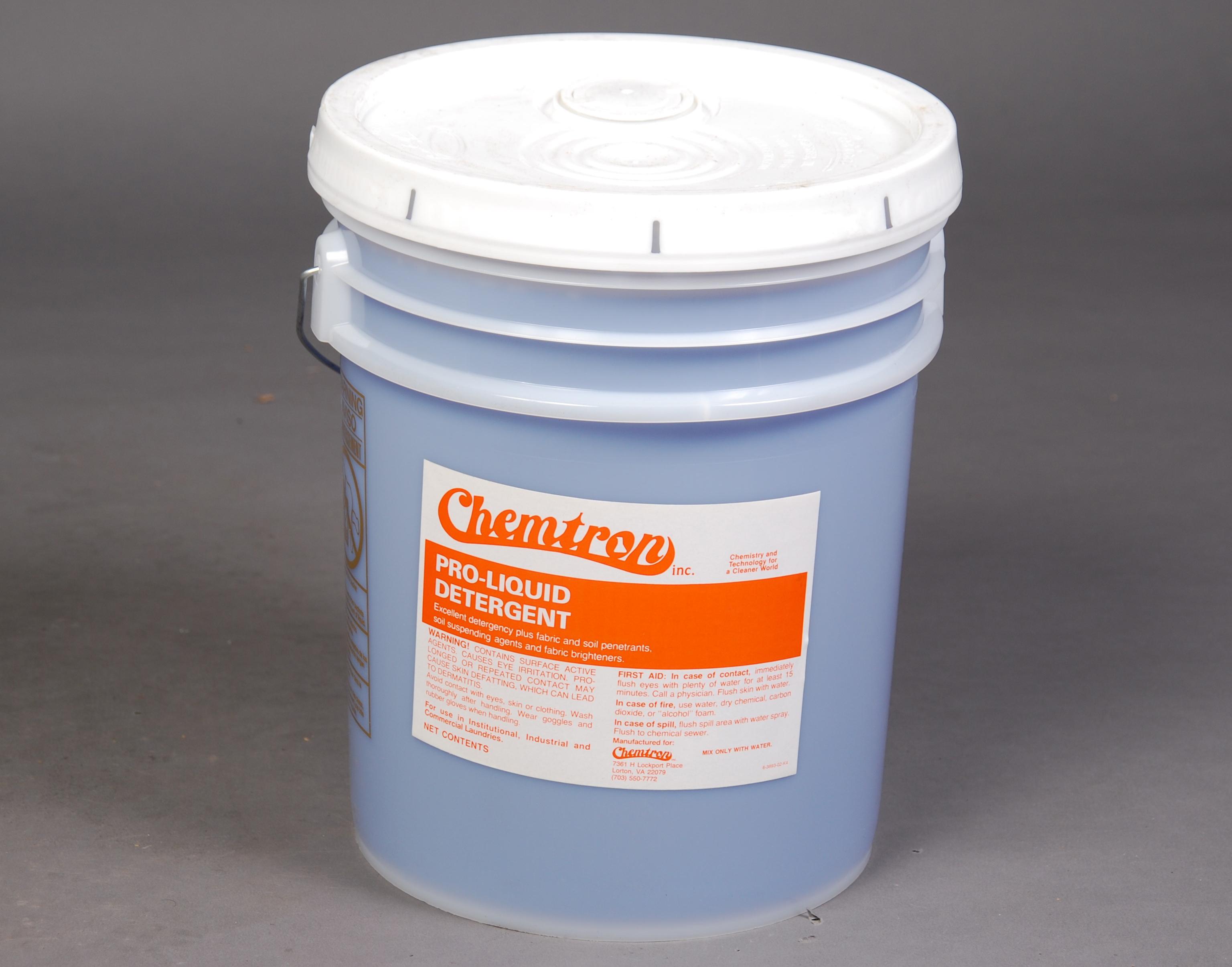 Pro Liquid Laundry Detergent