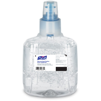 PURELL® Advanced Hand Sanitizer Green Certified Gel