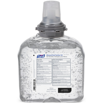 PURELL® Advanced Hand Sanitizer Gel 1200 mL Refill for PURELL® TFX™ Dispenser
