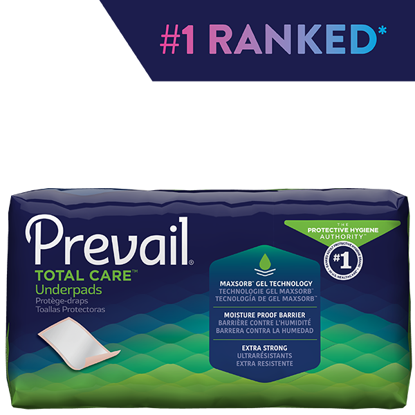10/15 Prevail Underpad 23x36